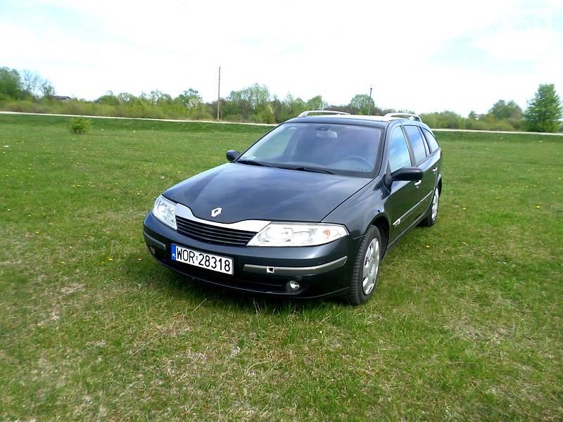 Renault Laguna 2005 в Ратным