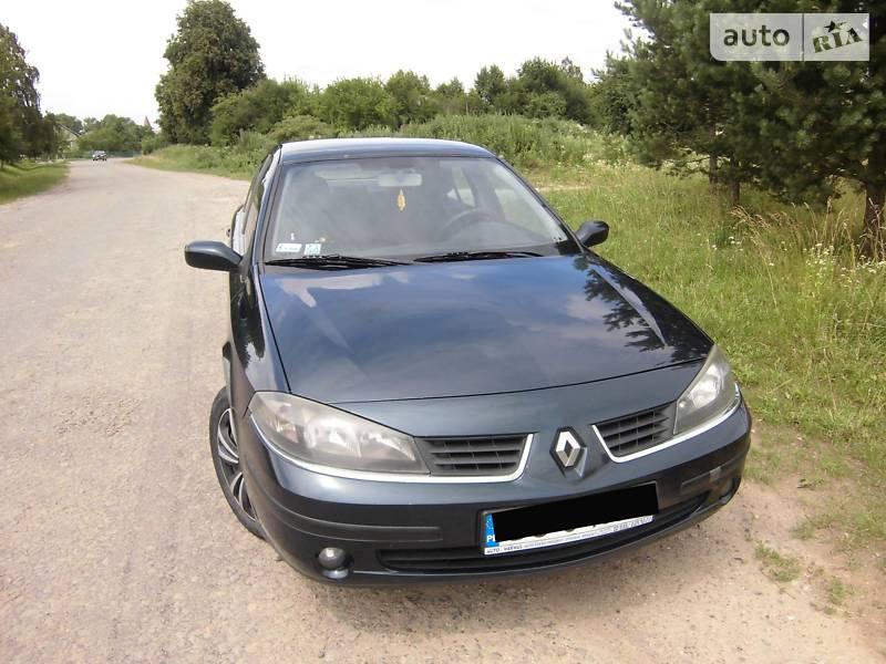 Renault Laguna 2005 в Дрогобыче