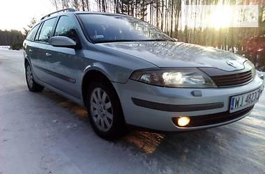 Универсал Renault Laguna 2001 в Ровно