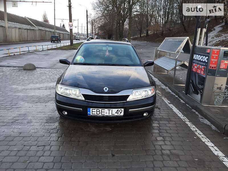 Renault Laguna 2003 года в Хмельницке