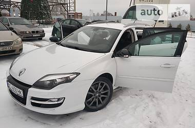 Renault Laguna 2014 в Львове
