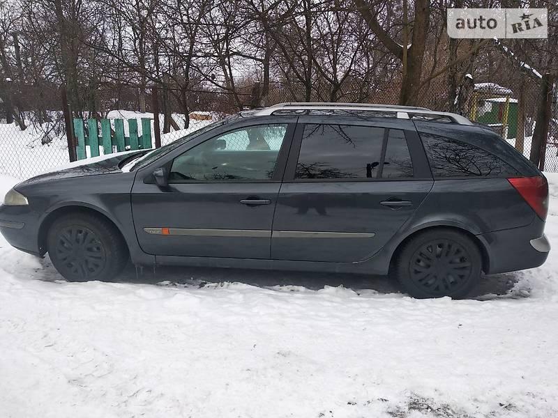 Renault Laguna 2001 года в Киеве