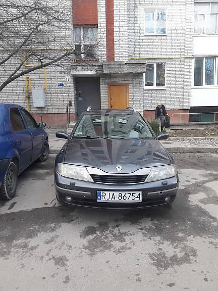 Renault Laguna 2001 года в Львове