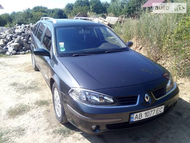 Унiверсал Renault Laguna 2005 в Вінниці