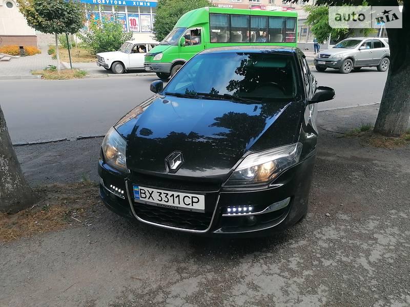 Хетчбек Renault Laguna 2012 в Кам'янець-Подільському