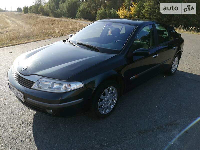 Renault Laguna 2001 в Радомышле