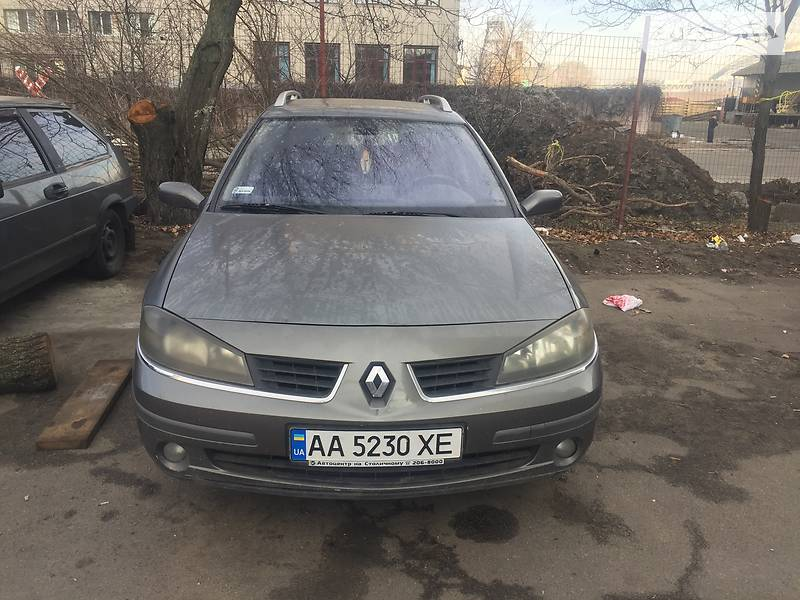 Renault Laguna 2007 в Киеве