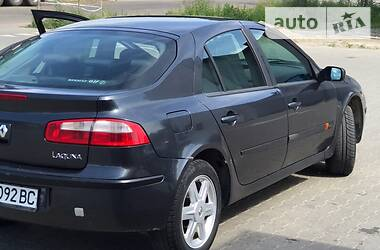 Renault Laguna 2002 в Черновцах
