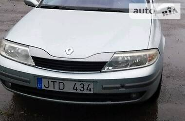 Renault Laguna 2002 в Золочеве