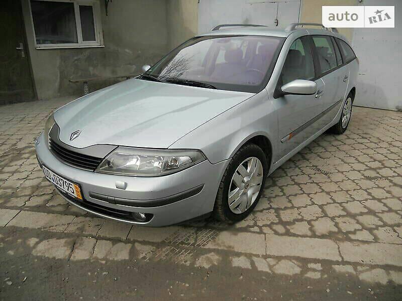 Renault Laguna 2001 в Млиніві