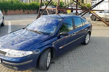 Хэтчбек Renault Laguna 2002 в Черновцах