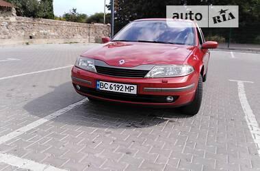 Хетчбек Renault Laguna 2001 в Стрию