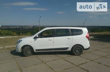 Renault Lodgy 2013 в Купянске