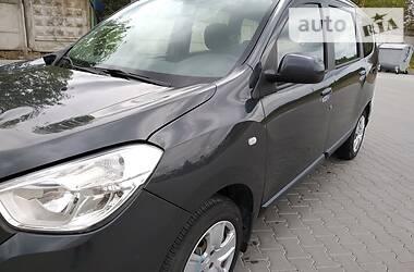 Минивэн Renault Lodgy 2017 в Виннице