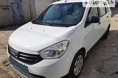 Минивэн Renault Lodgy 2014 в Сумах