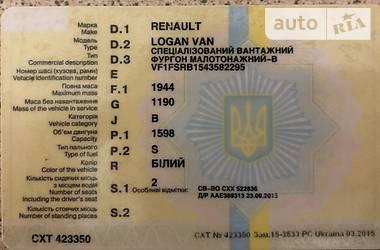 Renault Logan 2010 в Киеве