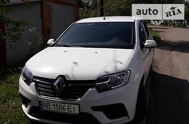 Renault Logan 2017 в Литине