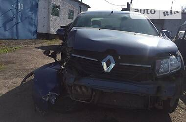 Renault Logan 2013 в Умани