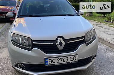 Renault Logan 2013 в Львове