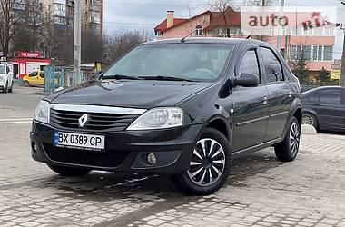 Renault Logan 2011 в Хмельницком