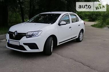 Седан Renault Logan 2019 в Киеве