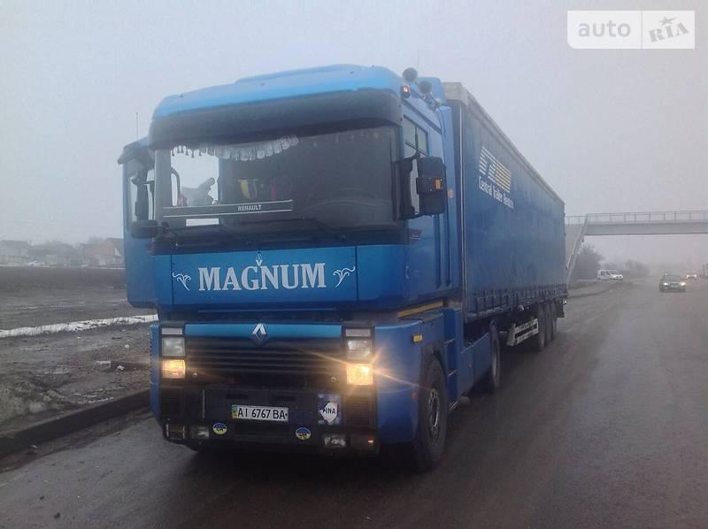 Renault Magnum 2001 в Киеве