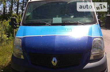 Renault Mascott груз. 2006 в Хмельницком