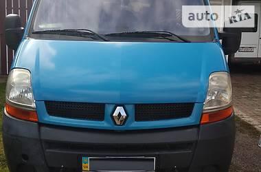 Renault Master груз.-пасс. 2006 в Коломые