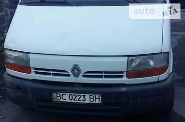 Renault Master груз.-пасс. 2003 в Львові