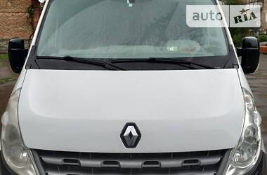 Renault Master груз.-пасс. 2014 в Звенигородці