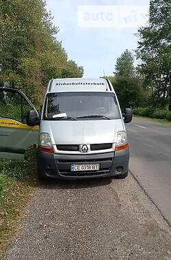 Легковий фургон (до 1,5т) Renault Master груз.-пасс. 2006 в Сокирянах