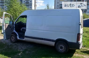 Renault Master груз. 1999