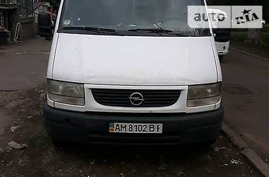 Renault Master груз. 2001 в Киеве