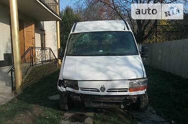 Renault Master груз. 2000 в Мукачево