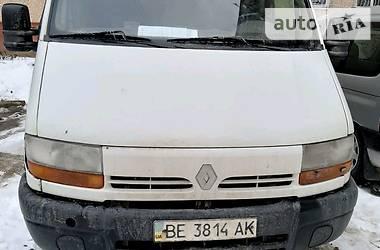 Renault Master груз. 2001 в Тернополе