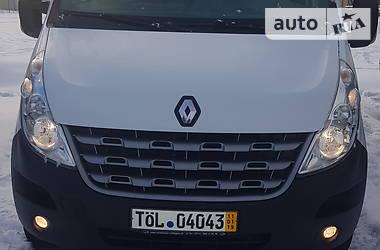 Renault Master груз. 2014 в Виннице