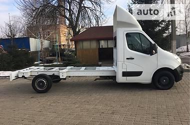 Renault Master груз. 2016 в Луцьку