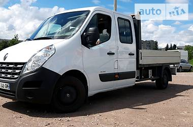 Renault Master груз. 2014 в Луцьку