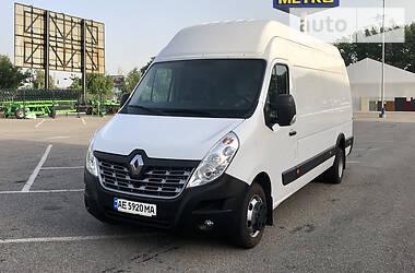Renault Master груз. 2018 в Днепре