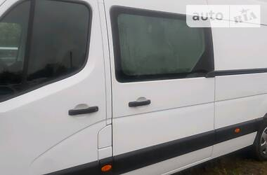 Renault Master груз. 2017 в Дубно
