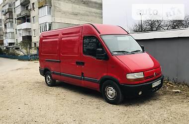 Renault Master груз. 2001 в Волочиске