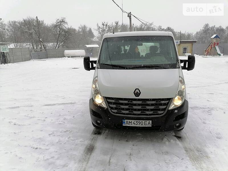 Renault Master груз. dCi 125