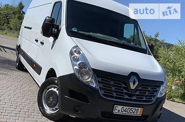 Микроавтобус грузовой (до 3,5т) Renault Master груз. 2018 в Ивано-Франковске