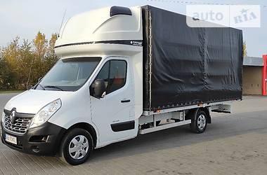 Микроавтобус грузовой (до 3,5т) Renault Master груз. 2016 в Нововолынске