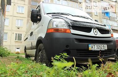 Renault Master пасс. 2006 в Івано-Франківську