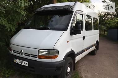 Renault Master пасс. 1998 в Новгород-Северском