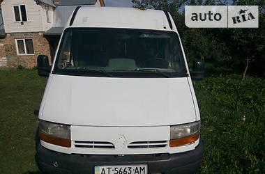 Renault Master пасс. 2003 в Ивано-Франковске