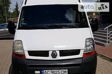 Renault Master пасс. 2006 в Нововолынске