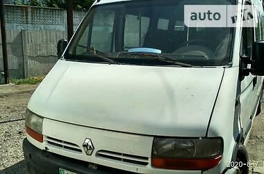 Renault Master пасс. 2001 в Покровске