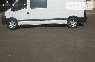 Renault Master пасс. 2005 в Новояворовске